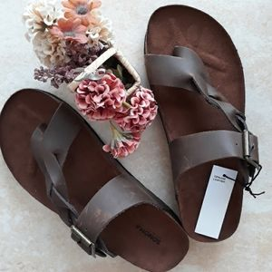 Sonoma genuine leather sandals